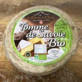 Tomme de Savoie AOP Bio 1.7 kg environ