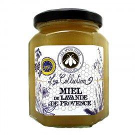 Miel de Lavande de Provence 375 g Les Apiculteurs Associés