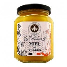Miel de Fleurs de France 375 g Les Apiculteurs Associés