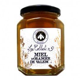 Miel d'Oranger de Valence 375 g Les Apiculteurs Associés