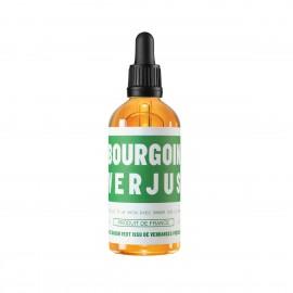 Bourgoin Cognac - BOURGOIN VERJUS - Rituel de service des Huîtres (Flacon compte-gouttes)