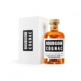 Bourgoin Cognac - Cognac XO Brut de fût 1998 53%vol.