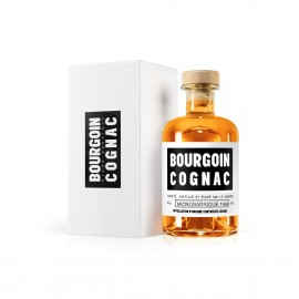 Bourgoin Cognac - Cognac XO Microbarrique 1998 43%vol.