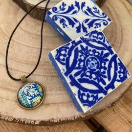 Collier et Savons Azulejos