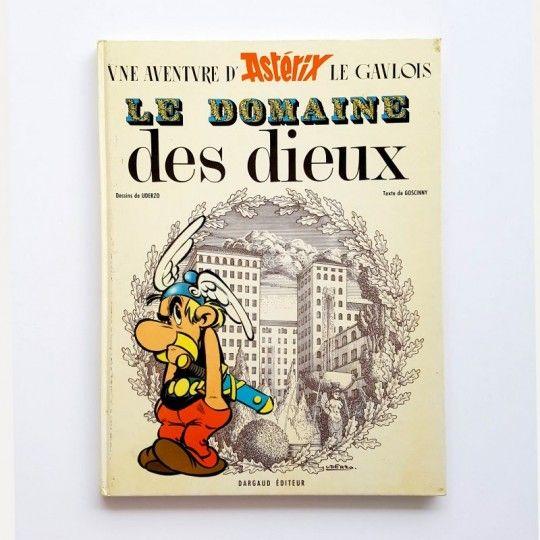 ASTERIX LE DOMAINE DES DIEUX