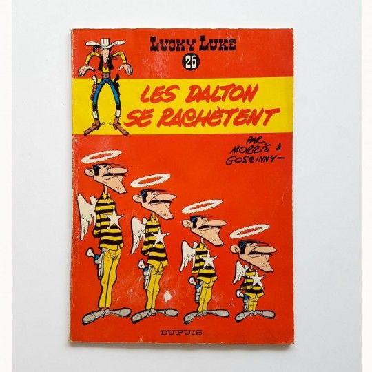 LUCKY LUKE LES DALTONS SE RACHETENT
