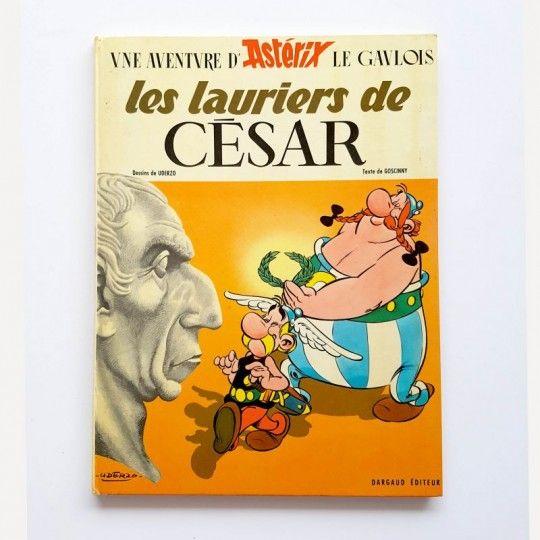 ASTERIX LES LAURIERS DE CESAR