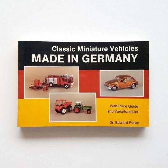 CLASSIC MINIATURE VEHICLES GERMANY