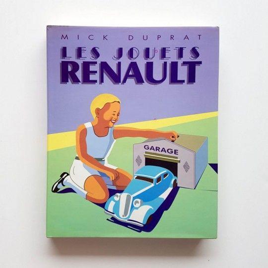 LES JOUETS RENAULT