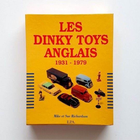 LES DINKY TOYS ANGLAIS 1931 1979
