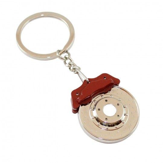 """Porte-clés - Disque de frein """"CDZOM"""""""