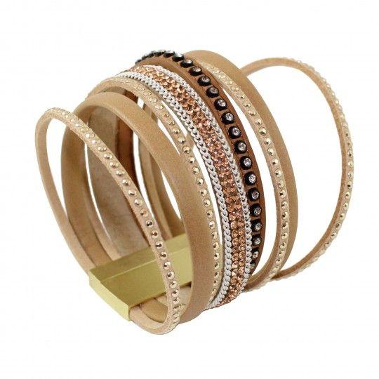 Bracelet fantaisie - Multi-tours