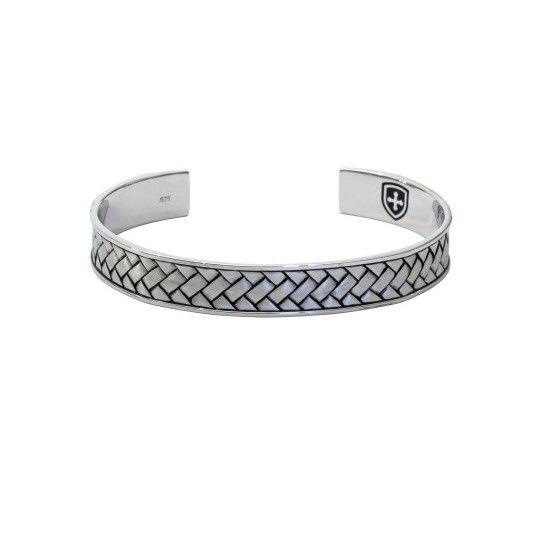 Bracelet Jonc CABAL Argent 925