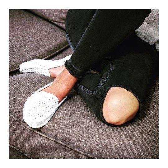 Chaussures blanche mixte - Plage, mer et bateau - Le DD