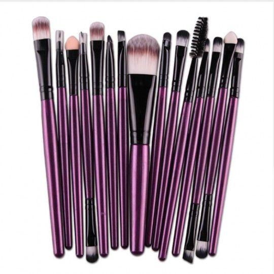 Maquillage set de pinceaux