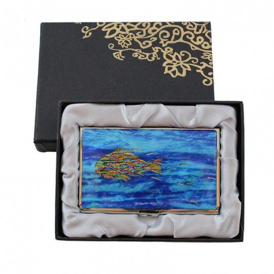 """Porte-cartes décoration mer """"CDZOM"""""""