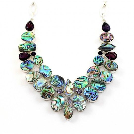 Collier d'Abalone