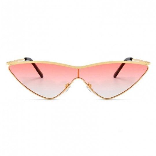 Lunettes de soleil Femme - Style vintage - Cat eye