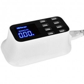 Multi-chargeur 8 Ports USB / Chargement rapide des appareils