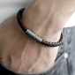 Awen Bracelet Cuir Homme