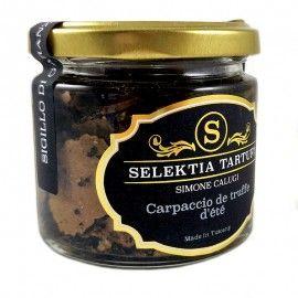 Carpaccio de truffe d'été - 165 grammes