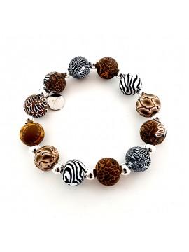 Bracelet Polymer Savane