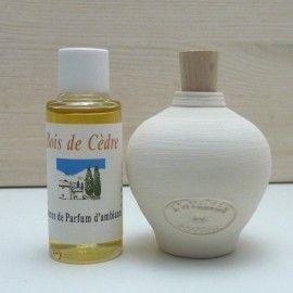 Diffuseur parfum Cèdre