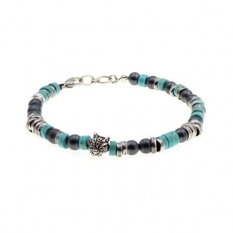 BRACELET FARO Turquoise by DOGME96