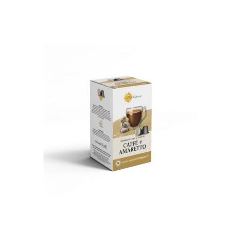 64 (4x16) capsules de café noisette compatibles Nespresso