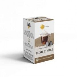 64 (4x16) capsules de irish coffee compatibles Nespresso
